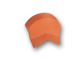 Торец фронтона для плоской черепицы